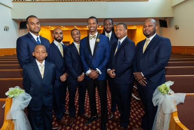 Goshen Temple Grooms Men