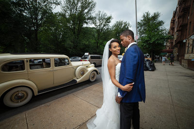 Ocean Avenue Brooklyn Wedding Photographer