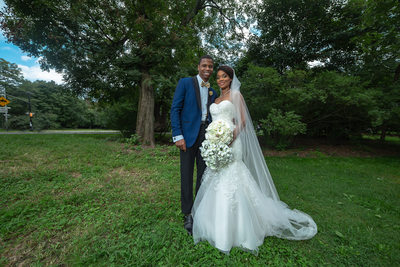 Prospect Park Brooklyn Wedding Photographer