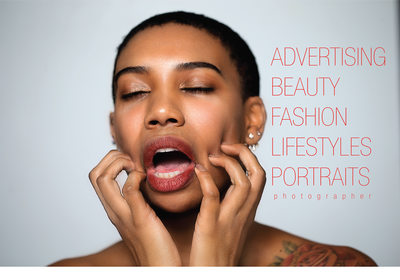 The Face Advertising Photographer