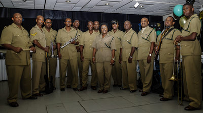 Royal Bahamas Police Force Band Photographer