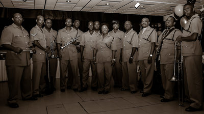 Royal Bahamas Police Force Band Photo