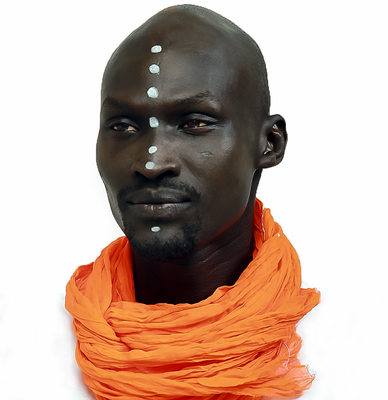 New York Portrait Photographer Sudanese Male Photograph