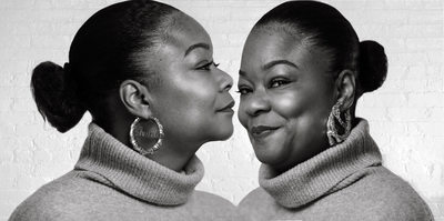 Roxanne Shante Celebrity photographer Donn Thompson
