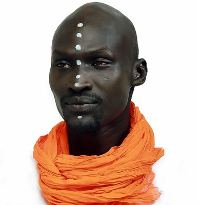 Sudanese Male Portrait