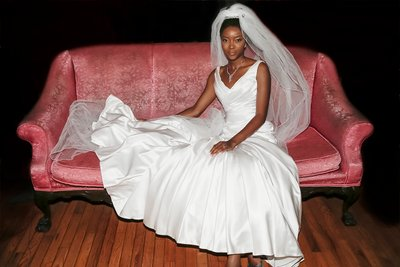 Madiba Harlem Bride Wedding