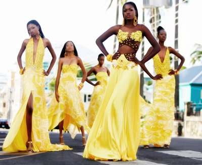 Calvin Southwell Antigua Fashion Photo