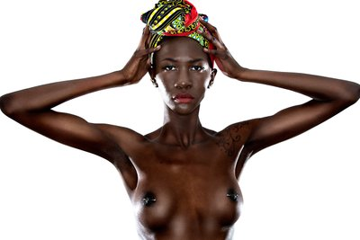 Sudanese Model Beauty Photo-Sebit