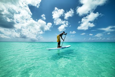 Resorts World Bimini Bahamas Bluewater surfing