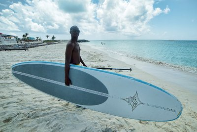 Resorts World Bimini Bahamas Water Sport Surfboard