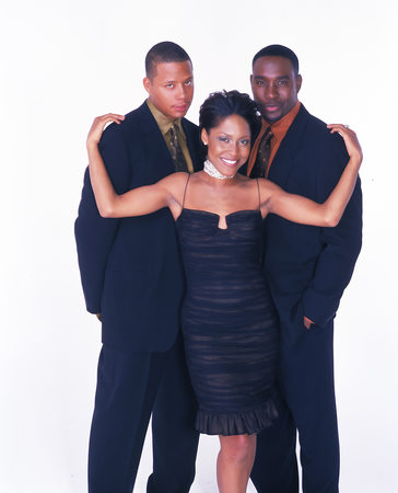 Best Man Terrence Howard Monica Calhoun Morris Chestnut Photographer