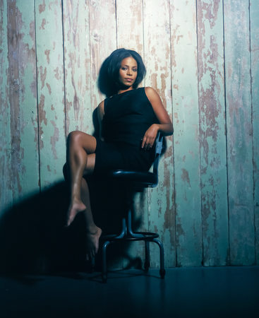 Sanaa Lathan Magazine Photo
