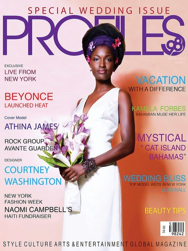 Profiles 98 Spring 2010 Issue 3 Cover