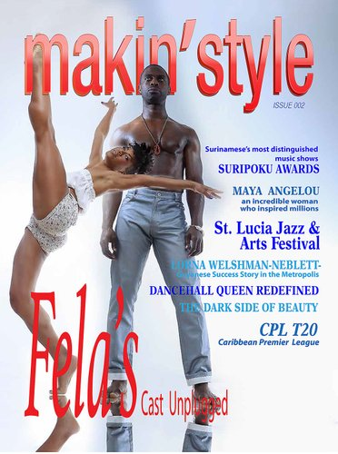 Makin' Style 002 Cover & Pages