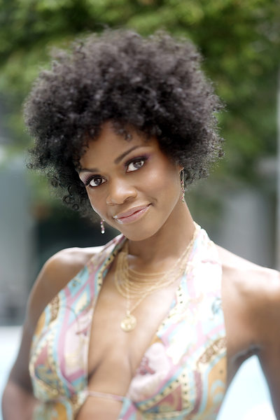 Kimberly Elise Avalon Hotel Beauty Photo
