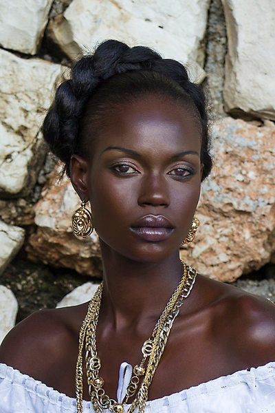 Haiti Beauty Photo