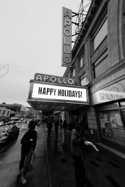 Harlem's Apollo Theater Photographer