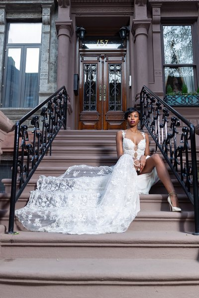 Upscale Magazine Wedding