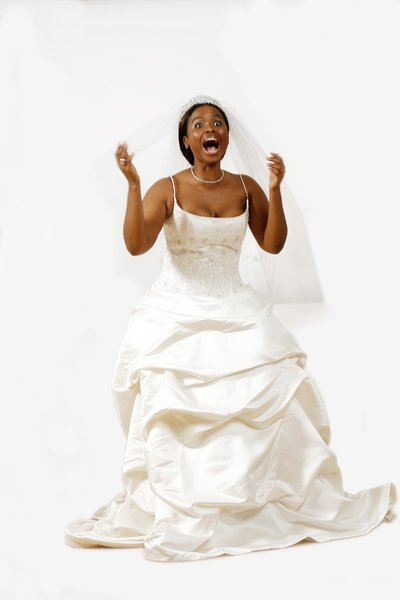 The Excited Bride Photographer