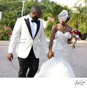 African American Wedding.Destination Weddings