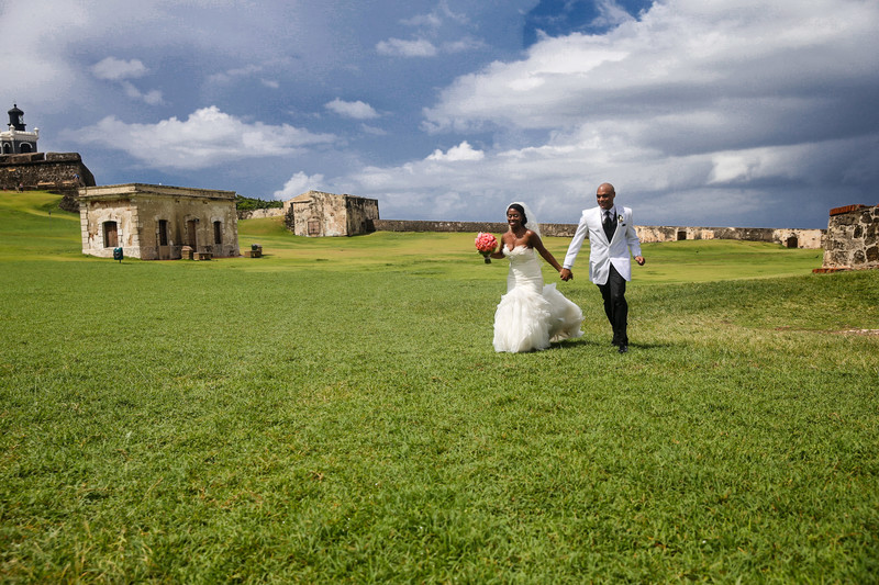 Top Wedding photographer La Concha San Juan