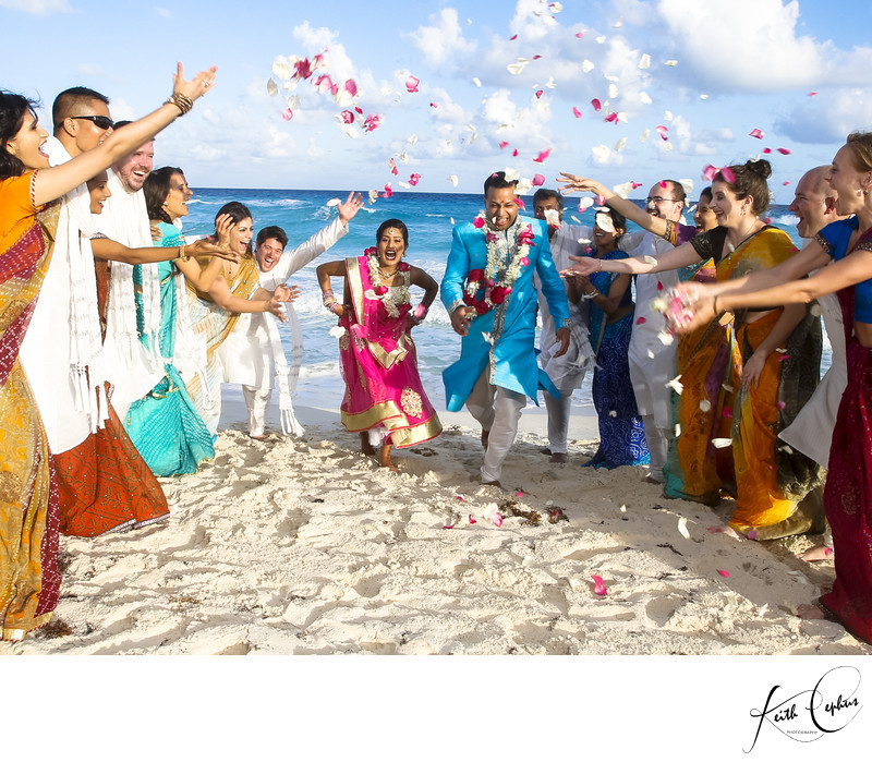Top Indian destination wedding photographer