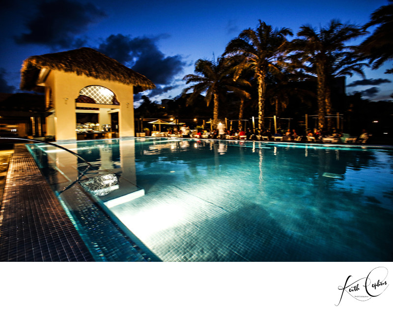 Hard Rock Punta Cana resort wedding photographers