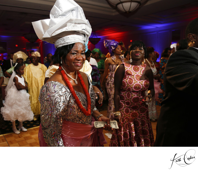 Virginia Beach Nigerian wedding photographer