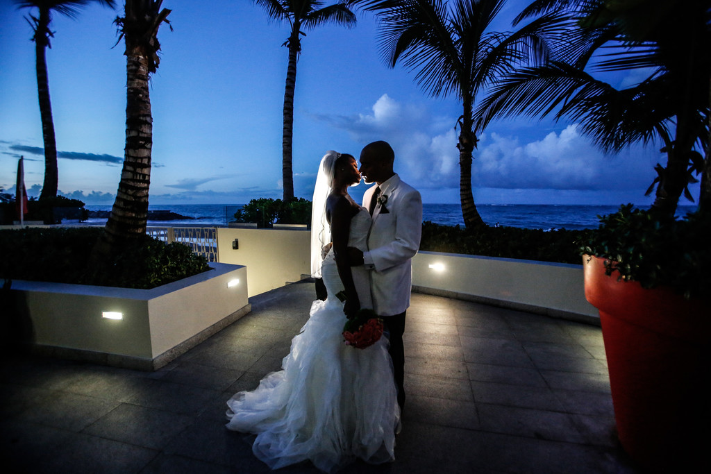 LaConcha Resort San Juan wedding photographer