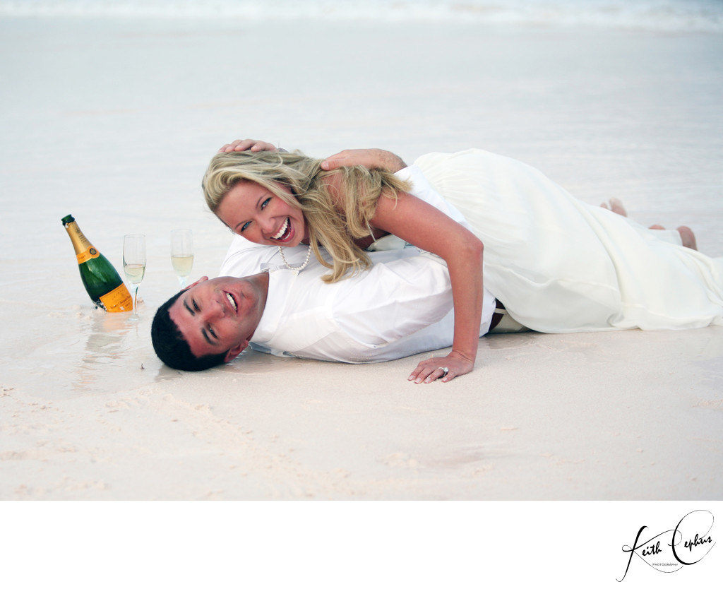 beach destination wedding photographer