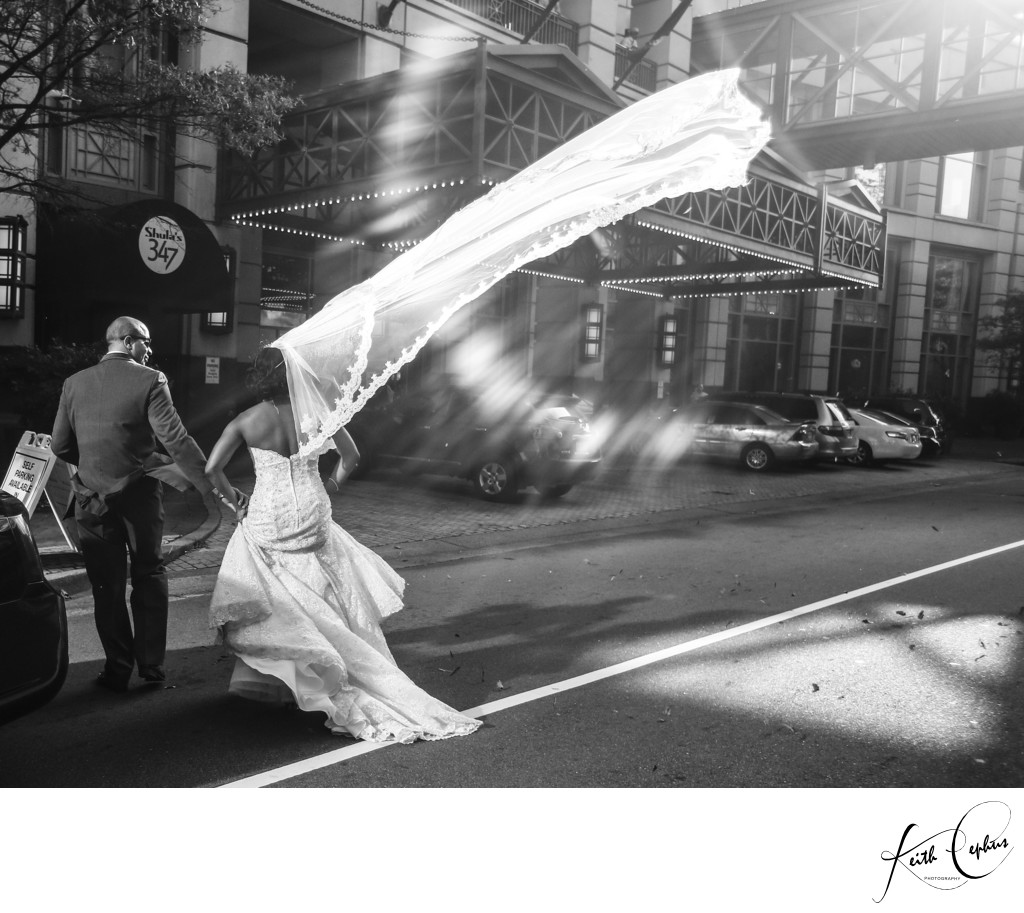 Marriott Hotel Norfolk wedding photographer