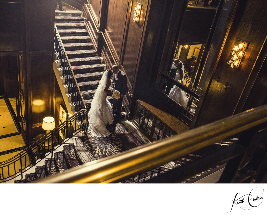 Top Nigerian wedding and portrait photographer