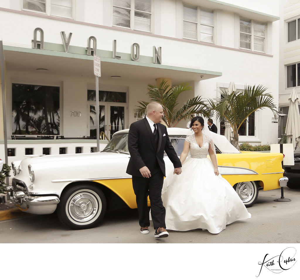 Latin wedding photographer