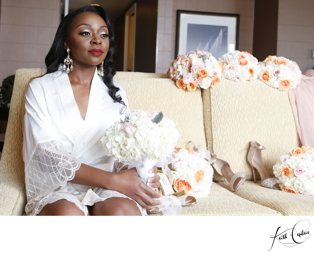 Nigerian wedding and portrait photographer