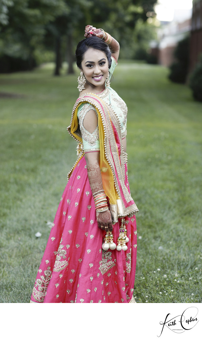 Destination Indian wedding photographer