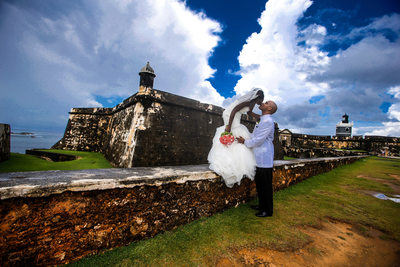 LaConcha destination wedding photographer