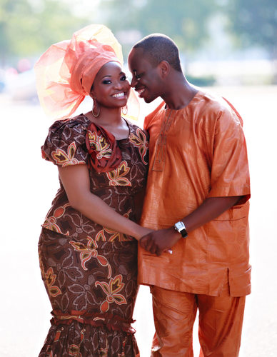 Washington DC Nigerian wedding photographer