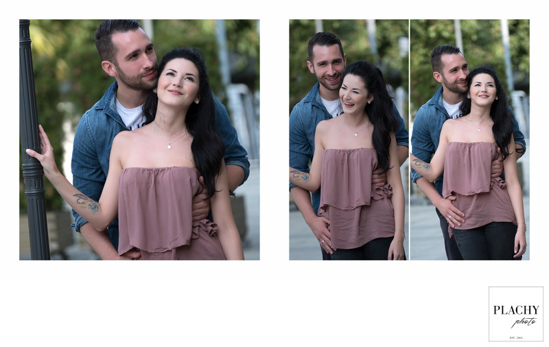 Love Story Photography In Stadt Park Vienna