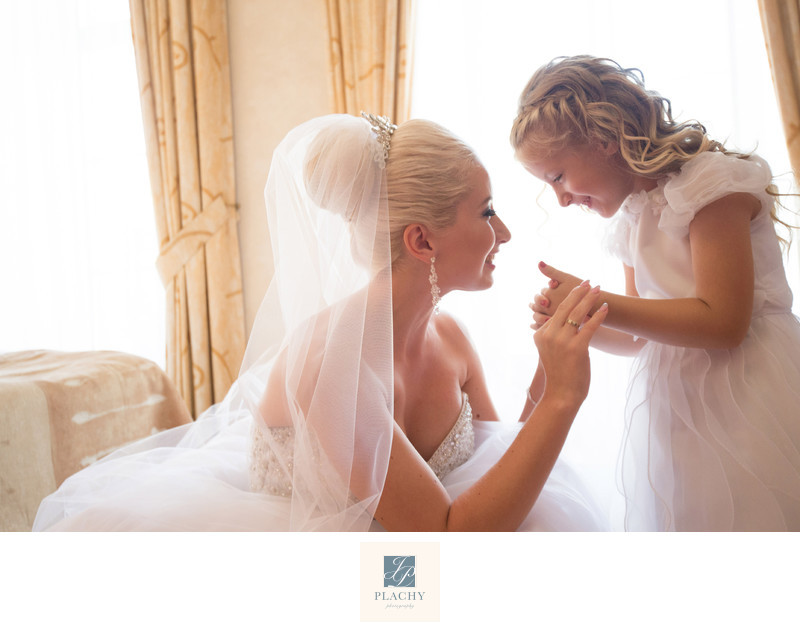 Luxury Wedding Photography at Palace Kempinski  Venice