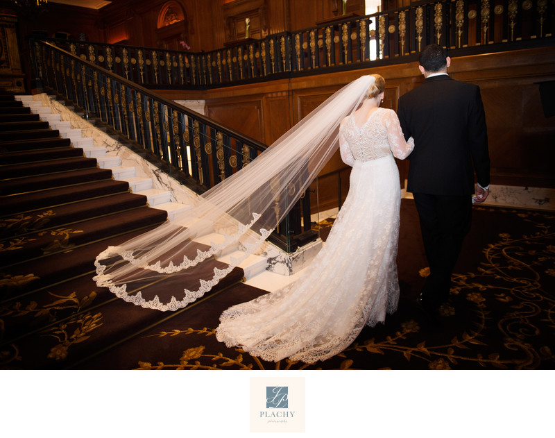 Wedding in hotel Park Hyatt Vienna captured Jan Plachy