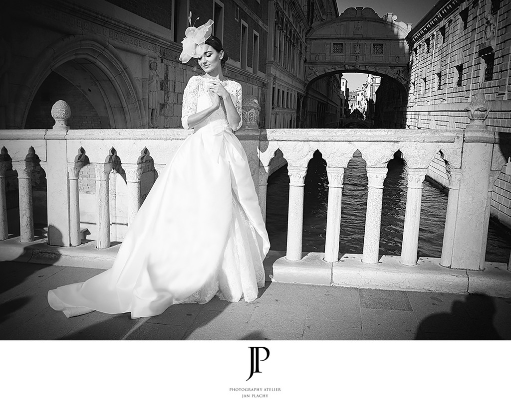 Wedding Photographer Jan Plachy in Venezia Italy