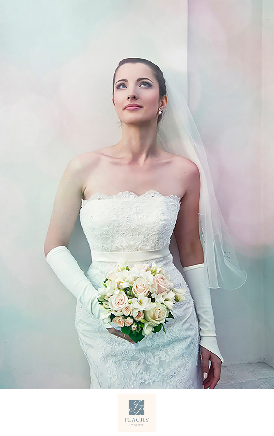 Wedding Photography of the Bride Hotel Portrait Firenze