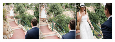 Monaco Marriage Proposal Captured Wedding Photographer