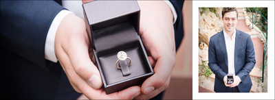 Marriage Proposal in Monaco Engagement Ring