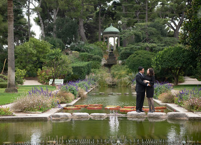 Marriage Proposal Villa Ephrussi de Rothschild
