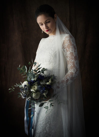 Bride  Photo shooting Photography taken by Jan Plachy