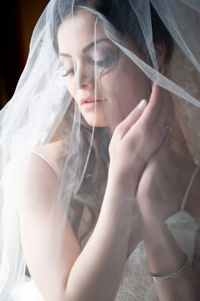 Photo-Shooting Bride Castle Dobris, Portraiture Bride