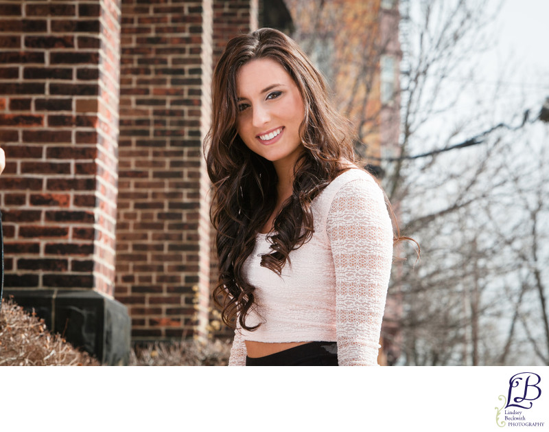 Tremont senior portraits