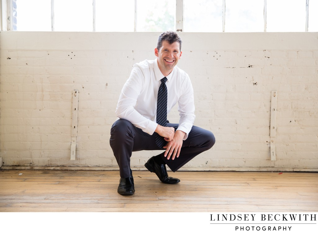 Business Portrait Photographer Cleveland, Ohio