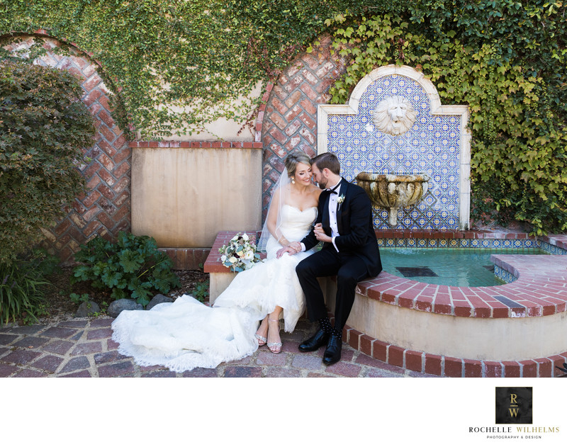 Fairmont Sonoma Mission Inn Golf Club Wedding